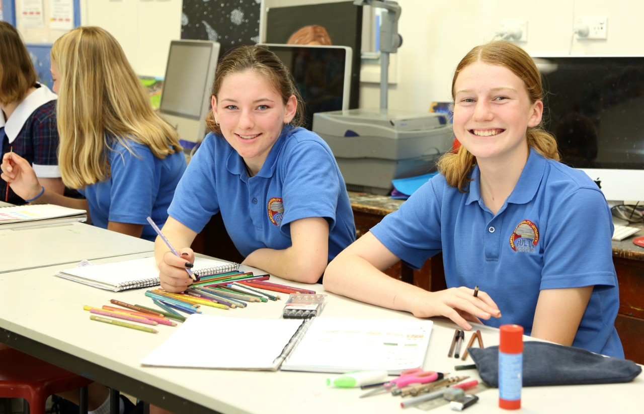 Creative Arts at Bulli High School